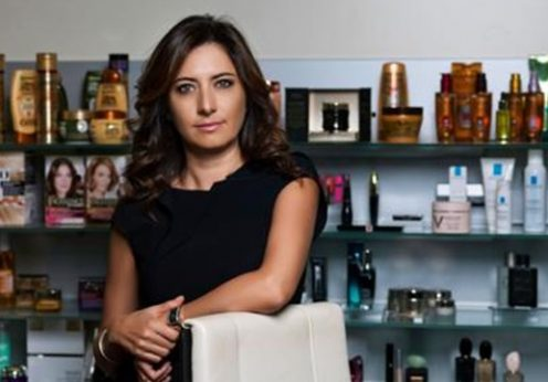 Cristina Scocchia L'Oréal Italia
