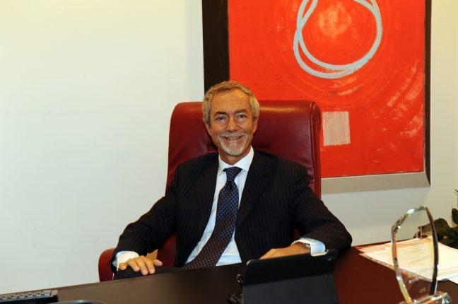 L'avvocato Carlo Malinconico