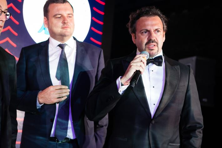 Colonna Charity Gala: Roberto de Silvestri and Andrea Agostinone raised a record amount for Pelgulinna Maternity Hospital