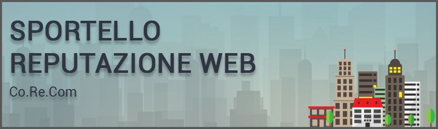 Corecom-reputazione-web