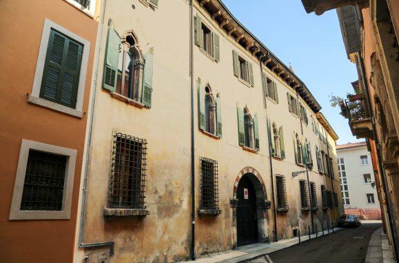 Verona, Antonio Franchi acquisisce il cinquecentesco Palazzo Nichesola Somaglia di Stoppazzola