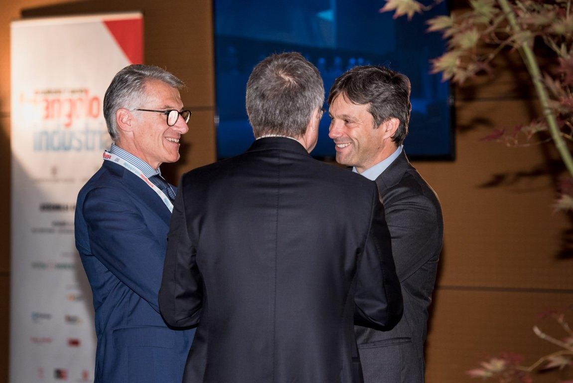 Auro Palomba, Bonomi e Zoppas