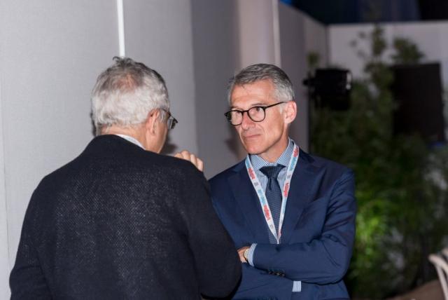 Auro Palomba e Di Vico