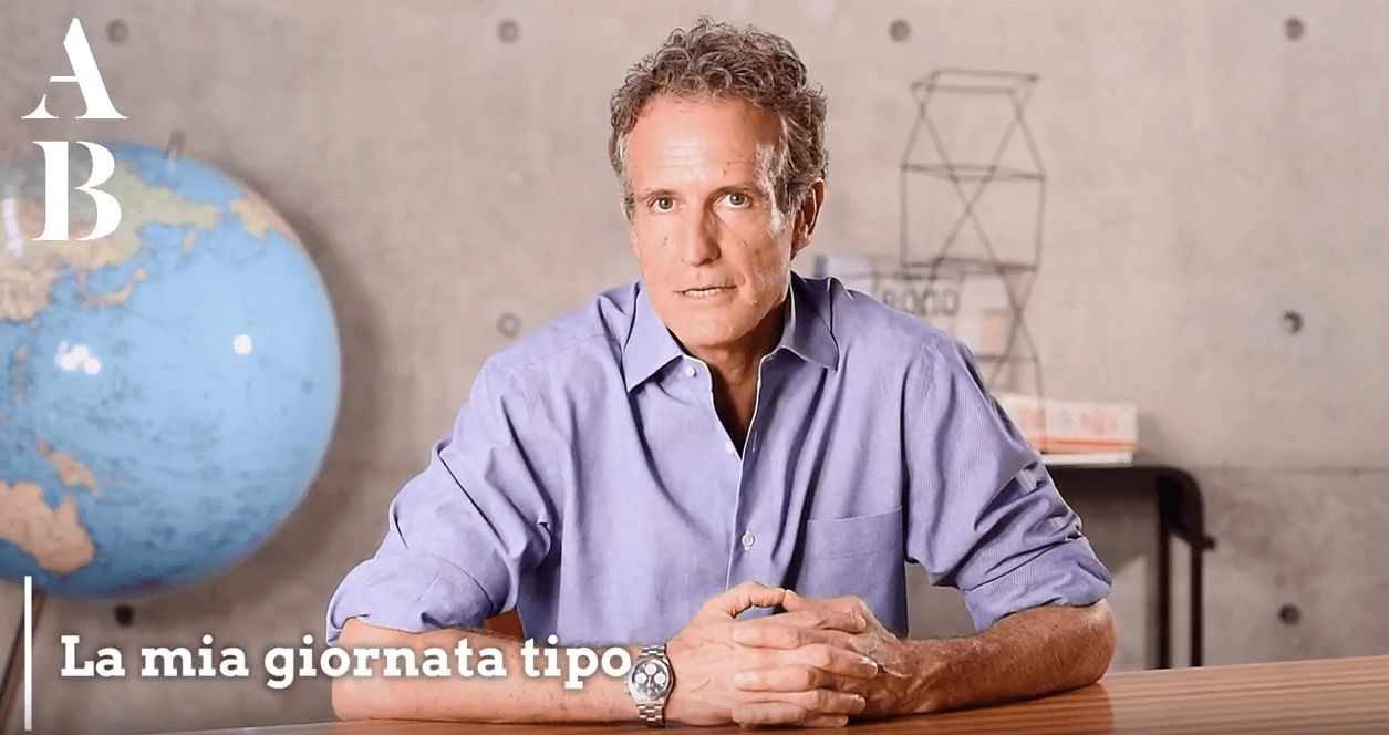 """""""Un Caffè con Alessandro"""": la quotidianità di Alessandro Benetton"""