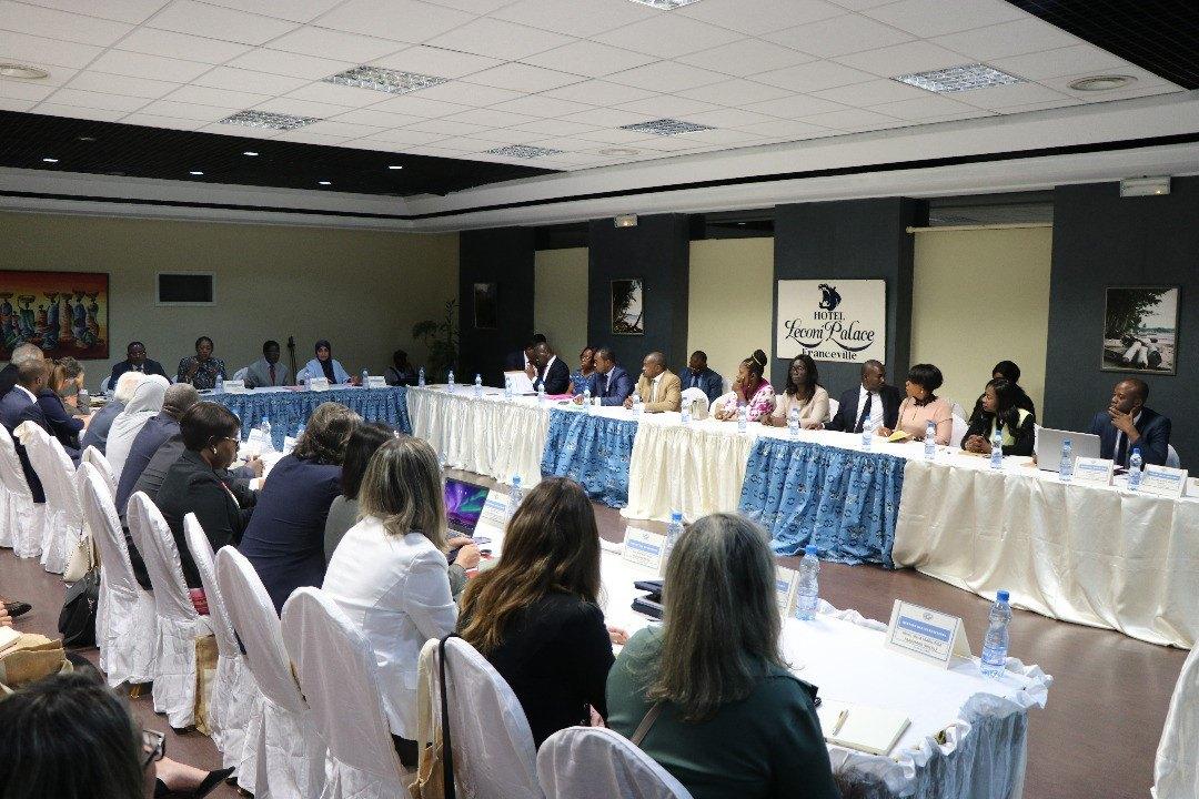 Frabemar Srl alla nona riunione dei Mandatari del CGC: tra gli obiettivi la facilitazione degli scambi in Gabon