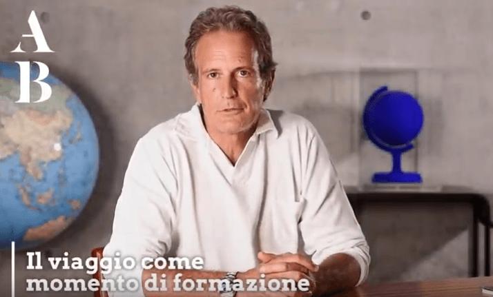Alessandro Benetton: viaggiare arricchisce l'uomo