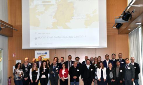 T2i trasferimento tecnologico e innovazione a Wels (Austria) per l'evento conclusivo del progetto europeo NUCLEI